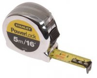 Stanley 5m/16ft Powerlock Tape Measure