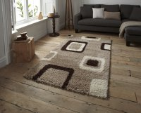 Think Rugs Majesty 2751 Beige - Various Sizes