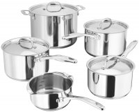 Stellar 7000 5 Piece Saucepan Set with Stockpot