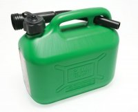 Hilka 5L Green Fuel Can