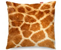 Kico Animal Skin 45x45cm Funky Sofa Cushion -  Giraffe