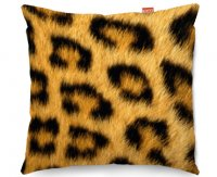 Kico Animal Skin 45x45cm Funky Sofa Cushion -  Leopard