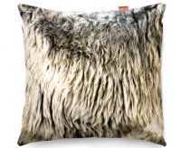 Kico Animal Skin 45x45cm Funky Sofa Cushion -  Sheep