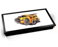 Kico Automotive Cushion 32 x 41cm Lap Tray  - Lamborghini Superleggera