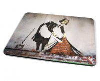Kico Banksy Placemat - Street Maid