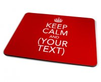 Kico Keep Calm Placemat - Keep Calm  Personalised