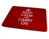 Kico Keep Calm Placemat - Carry On