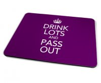 Kico Keep Calm Placemat - Drink Lots