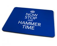 Kico Keep Calm Placemat - Hammer Time