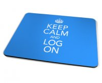 Kico Keep Calm Placemat - Log On