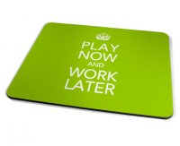 Kico Keep Calm Placemat - Work Later