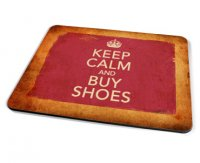 Kico Keep Calm Vintage Placemat - Buy Shoes