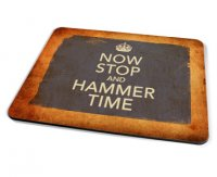 Kico Keep Calm Vintage Placemat - Hammer Time