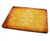 Kico Keep Calm Vintage Placemat - Party On