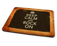 Kico Keep Calm Vintage Placemat - Rock On