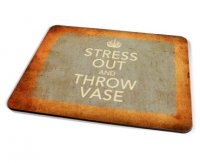 Kico Keep Calm Vintage Placemat - Stress Out