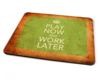 Kico Keep Calm Vintage Placemat - Work Later