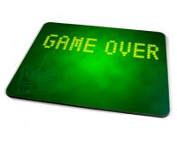 Kico Gaming Placemat - Game Over