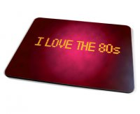 Kico Kids Stuff Placemat - Love The 80s