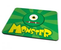 Kico Kids Stuff Placemat - Monster