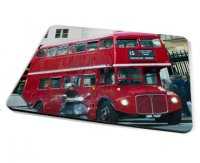 Kico Iconic Placemat - Iconic Bus