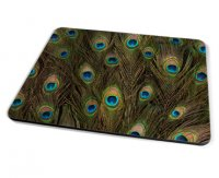 Kico Nature Placemat - Peacock Feathers