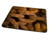 Kico Nature Placemat - Rusty Chain