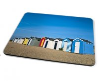 Kico Scenery Placemat - Beach Huts