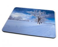Kico Scenery Placemat - Snowy Road