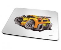 Kico Automotive Placemat - Lamborghini Superleggera