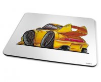 Kico Automotive Placemat - Porsche GT