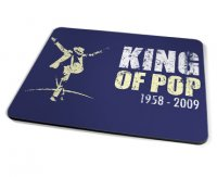 Kico Celebrities Placemat - King of Pop