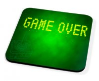Kico Gaming Coaster - Game Over