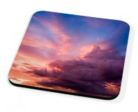 Kico Scenery Coaster - Sunset Clouds