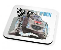 Kico Automotive Coaster - 206 Rally