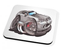 Kico Automotive Coaster - Mercedes SLR