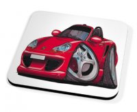 Kico Automotive Coaster - Porsche Boxter