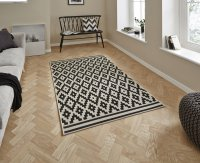 Think Rugs Cottage CT5581 Natural/Brown - Various Sizes
