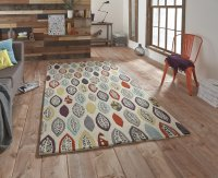 Think Rugs Fiona Howard Windfall FH03 - Various Sizes