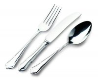Grunwerg Parish Collection Stainless Steel Cutlery Set 44pc - Dubarry