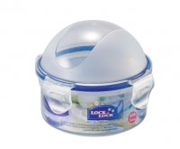 Lock & Lock Round Domed Onion Food Container - 300ml
