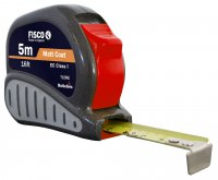 Fisco TL5ME Tri-lok Tape Measure 5m / 16ft
