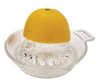 KitchenCraft Glass Citrus Fruit Squeezer
