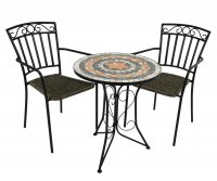 Summer Terrace Nova Bistro 60cm Set - Modena