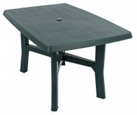 Trabella Taranto 4 Table Green