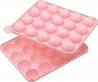 Sweetly Does It Twenty Hole Silicone Cake Pop Mould