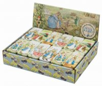 Peter Rabbit - Mini Slider tins 6 Assorted