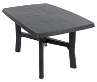 Trabella Taranto 4 Table Anthracite
