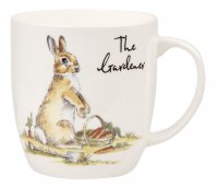 Churchill Olive The Gardener Mug 300ml