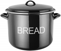 Judge Induction Bread Crock 30cm - Black